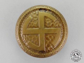Germany, Third Reich. A Germanic Runic Badge