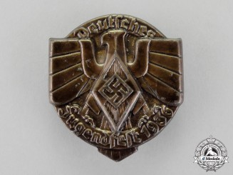 Germany. A 1936 German HJ Festival of Youths Badge