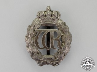 Prussia. A Scarce Honour Badge for Royal Adjutants to Kaiser Wilhelm II by Wagner & Sohn
