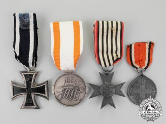 Germany, Imperial. A Lot of Four Medals & Decorations