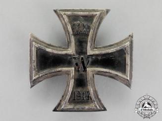 Prussia. An Iron Cross 1914 First Class