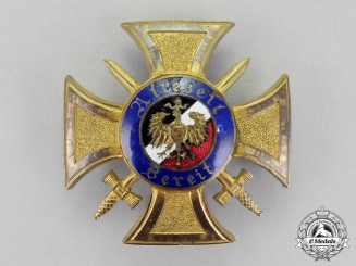 Germany, Imperial. A 1914-1918 Honour Cross for Volunteers