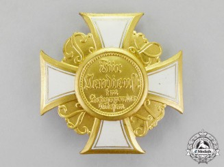Prussia. An Honour Cross First Class of the Prussian Veteran's Association