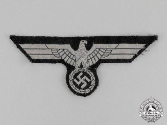 Germany. A Wehrmacht Heer (Army) EM/NCO's Breast Eagle