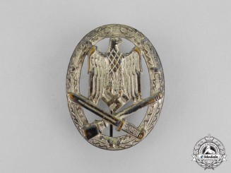 Germany. An Early General Assault Badge by an Unknown Maker