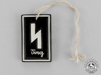 Germany. A DJ (German Youths) Badge