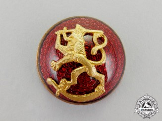 Finland. An Army Cap Badge, c.1940
