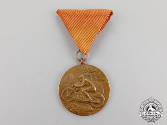 "Hungary, Republic. A War of Independence ""Freedom Fighter"" Medal"