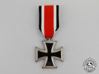 Germany. An Iron Cross 1939 Second Class by Wilhelm Deumer