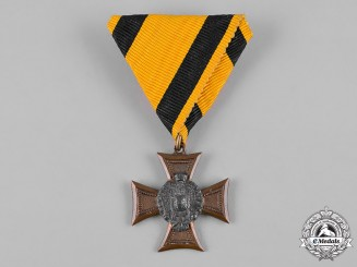 Austria, Imperial. A 25-Year Military Long Service Cross, III Class