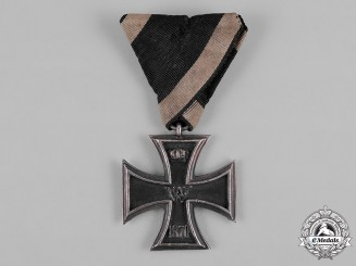 Germany, Imperial. An 1870 Iron Cross, II Class, c.1900
