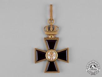 Germany, Braunschweig. A Masonic House Order, Commander's Badge, c.1840