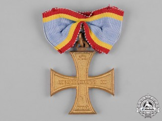 Mecklenburg-Schwerin, Grand Duchy. A Military Merit Cross, II Class, c.1914