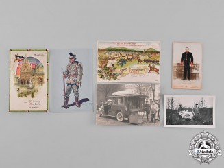 Germany, Imperial. A Lot of Imperial Postcards and Photographs