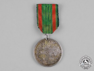 Turkey, Ottoman Empire. A Yemen Medal 1892