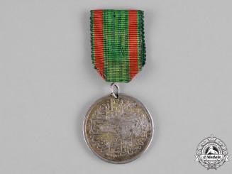 Turkey, Ottoman Empire. A Yemen Medal 1892