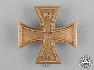Mecklenburg-Schwerin, Grand Duchy. A Military Merit Cross, I Class, c.1935