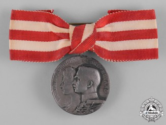 Germany, Imperial. A Wedding Medal of Duke Carl Eduard, c.1905