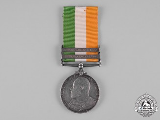 United Kingdom. A King's South Africa Medal 1901-1902, Gloucestershire Regiment