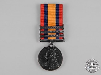 United Kingdom, A Queen's South Africa Medal 1899-1902, South African Constabulary