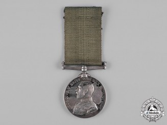 United Kingdom. A Volunteer Long Service Medal, East Indian Railway, Volunteer Rifles