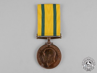 United Kingdom. A Territorial Force War Medal 1914-1919, Royal Engineers