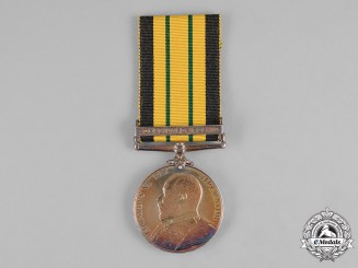 United Kingdom. An Africa General Service Medal 1902-1956, H.M.S. Philomel