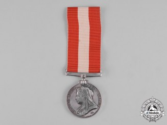 United Kingdom. A Canada General Service Medal 1866-1870