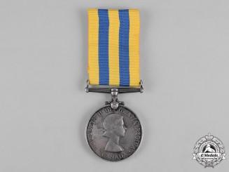 Canada. A Korea Medal, to C.G. Merrill