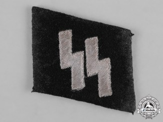 Germany, SS. A Waffen-SS Collar Tab