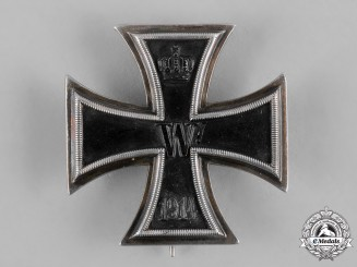 Germany, Imperial. A 1914 Iron Cross I Class, by Sy & Wagner