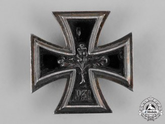 Germany, Wehrmacht. A 1939 Iron Cross IClass, 1957 Issue