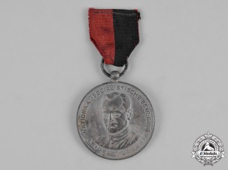 Netherlands, NSB. A Dutch National Socialist Movement (NSB) Medal