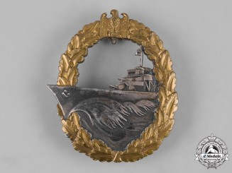 Germany, Kriegsmarine. A Destroyer Badge