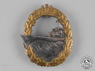 Germany, Kriegsmarine. A Destroyer Badge