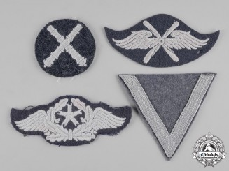 Germany, Luftwaffe. A Lot of German Air Force Trade Insignia