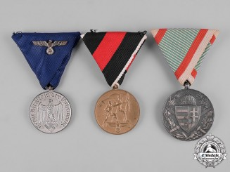 Germany, Third Reich. A Mixed Lot of Medals