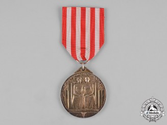 Hesse, Grand Duchy. A Medal of Merit for Art and Science