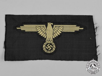 Germany, SS. A Waffen-SS Tropical Breast Eagle