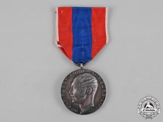 Schaumburg-Lippe, Principality. A Merit Medal, Silver Grade