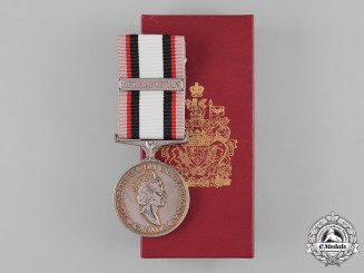 Canada. A South-West Asia Service Medal with Afghanistan Clasp