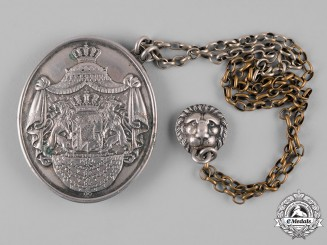 Bavaria, Kingdom. A Kingdom of Bavaria Civil Servant's Badge by F. Stäble, c. 1876
