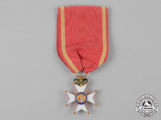 Spain, Kingdom. A Royal & Military Order of St. Ferdinand, I Class Cross c.1900