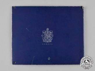 Canada. A Birks Memorial Bar to P/O Morrison, RCAF, 103 (RAF) Squadron, KIA