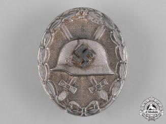 Germany, Wehrmacht. A Wound Badge, Silver Grade, by Rudolf Wächtler & Lange