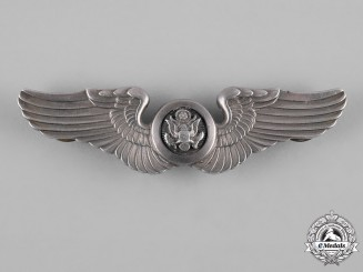 United States. An Air Force Aircrew Badge