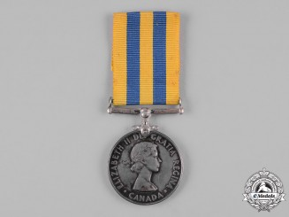 Canada. A Korea Medal, to D.S. Letrud