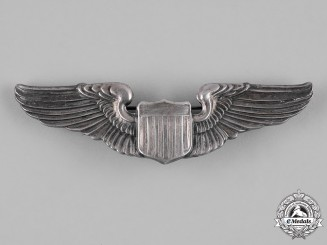 United States. An Army Air Forces Pilot Badge, by Gemsco