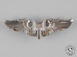 United States. An Army Air Forces Aerial Gunner Badge