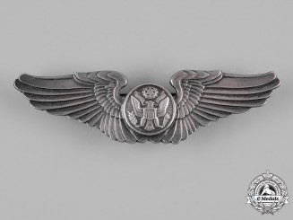 United States. An Army Air Forces Aircrew Badge, by Gemsco